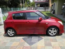 2007 SUZUKI SWIFT 1.5XS