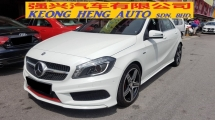 2014 MERCEDES-BENZ A-CLASS A250 2.0cc CGI SPORT AMG (A) REG JULY 2014, ONE CAREFUL OWNER, FULL SERVICE RECORD, LOW MILEAGE DONE 73K KM, FREE 1 YEAR GMR CAR WARRANTY, 18