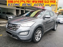2014 HYUNDAI SANTA FE 2.4 EXECUTIVE PLUS 4WD 2014/15