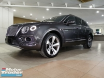 2017 BENTLEY BENTAYGA 6.0 LUXURY PACKAGE