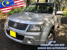 2011 SUZUKI GRAND VITARA 2.0 AT FACELIFT 1 OWNER SALE