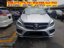 2016 MERCEDES-BENZ GLE 43 COUPE 3.0 (CBU Import Baru)