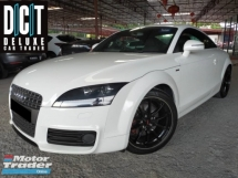 2011 AUDI TT 2.0 TFSI  S-LINE TFSI FACELIFT 6 SPEED S-TRONIC QUATTRO LOW MILLEAGE 1 CAREFUL OWNER