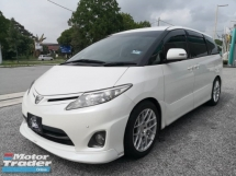 2011 TOYOTA ESTIMA 2.4 PREMIUM VERSION AERAS S PACKAGES MODELLISTA KIT FACELIFT HIGH SPEC