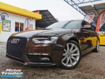 2015 AUDI A4 1.8 TFSi TURBO (A) NEW FACELIFT B&O FULL SPEC