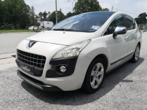 2012 PEUGEOT 3008 PREMIUM HIGH SPEC PANAROMIC ROOF FACELIFT TIPTOP