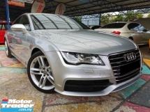 2011 AUDI A7 Audi A7 2.8 V6 FSI QUATTRO S-LINE L/MILE WARRANTY