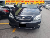 2008 TOYOTA HARRIER 2.4 240G PREMIUM L PACKAGE