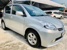 2008 PERODUA MYVI PERODUA MYVI EZ 1.3 (A) 1 OWNER JUST BUY AND USES ONLY