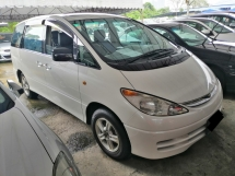 2000 TOYOTA ESTIMA G TWIN MOON ROOF 3.0 G Spec (A) Car World King, Nego