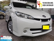 2009 TOYOTA WISH TOYOTA WISH 1.8 S (A)  KEYLESS PUSH START