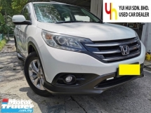 2014 HONDA CR-V HONDA CR V 2.0 (A)  FULL LEATHER SEAT REVERS CAMERA