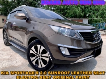 2012 KIA SPORTAGE 2.0 R SUNROOF LEATHER SEAT
