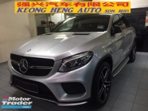 2016 MERCEDES-BENZ GLE 43 AMG COUPE Registered 2017 CBU 3K KM FS UW2021