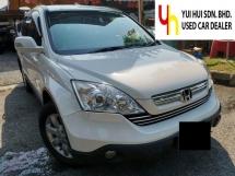 2009 HONDA CR-V 2009 Honda CR-V 2.0 i-VTEC FACELIFT (A) 1 OWNER