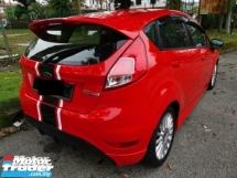 2013 FORD FIESTA 2013 Ford FIESTA 1.5 SPORT (A) PUSH START FULL BODYKIT