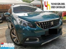 2017 PEUGEOT 2008 Peugeot 2008 1.2 PURETECH (A) FULL SERVICE RECORD UNDER WARRANTY