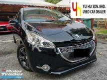 2013 PEUGEOT 208 2013 Peugeot 208 1.6 VTi ALLURE (A) 1 LADY OWNER