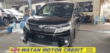 2015 TOYOTA VOXY Z KIRAMEKI 2.0 7 SEATER ACTUAL YEAR MAKE NO HIDDEN CHARGES