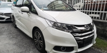 2014 HONDA ODYSSEY 2.4 ABSOLUTE / READY STOCK NO NEED WAIT / TIPTOP CONDITION FROM JAPAN