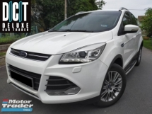 2015 FORD KUGA TITANIUM ECOBOOTS TURBO NEW FACELIFT ONE DOKTOR OWNER 100% LIKE NEW WEEKEND USED ONLY