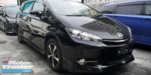 2014 TOYOTA WISH 1.8 SPORT MONOTONE / TIPTOP CONDITION / 5 YEARS WARRANTY UNLIMITED KM / FREE SMART TAG