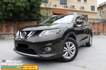 2015 NISSAN X-TRAIL 2.5 (A) CVT Enhanced Specs (Ori Year 2015)(1 Owner)(7 Seaters)(Full Loan 9 Yrs)