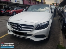2017 MERCEDES-BENZ C-CLASS C350e (A) LIKE NEW