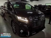 2017 TOYOTA ALPHARD Toyota Alphard 3.5 Royal Lounge