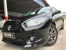 2015 RENAULT FLUENCE 2.0 BLACK EDITION FACELIFT