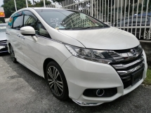 2014 HONDA ODYSSEY ABSOLUTE/2X POWER DOOR/FREE 4 YEARS WARRANTY/READY STOCK/LIMITED