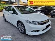 2012 HONDA CIVIC 2.0 (A) FULL BODY KIT
