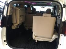2015 TOYOTA VELLFIRE 2.5 X 8 SEAT POWER DOOR REAR CAMERA 2WD
