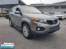 2011 KIA SORENTO 2.4L . XM (AT)- Petrol ***PREMIUM SELECTION***