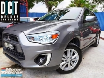 2017 MITSUBISHI ASX 2.0L ASX MIVEC LED FACELIFT FULL SPEC 1 OWNER FULL SERVICE