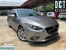 2015 MAZDA 3 2.0 SEDAN SKYACTIV FULL SEVICE RECORD LOW MILEAGE