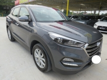 2018 HYUNDAI TUCSON 2.0 (A) EXECUTIVE One Owner Full Service Record At Hyundai Under Warranty 100% Accident Free High Loan Tip Top Condition Must View