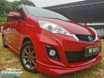 2016 PERODUA ALZA 1.5 ADVANCED FACELIFT (A)
