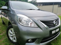 2014 NISSAN ALMERA 1.5 VL FULL SPEC (A) *1 OWNER