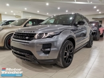 2015 LAND ROVER EVOQUE 2.0 DYNAMIC LUXURY PACKAGE