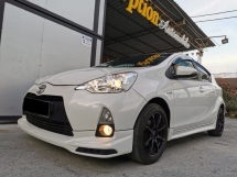 2013 TOYOTA PRIUS C 1.5 (A) TRUE YEAR MAKE 1 OWNER ONLY