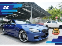 2012 BMW 6 SERIES 640I GRAND COUPE 3.0L Twin Turbo M-Sport