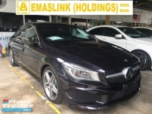 2016 MERCEDES-BENZ CLA CLA250 AMG 2.0 4MATIC AMG P-ROOF KEYLESS PUSH START P/CRASS