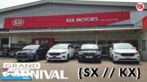 2019 KIA GRAND CARNIVAL 2.2D (SX)