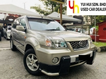 2004 NISSAN X-TRAIL 2.0 LUXURY 4WD FACELIFT (A) LEATHER SEAT 1 ONWER