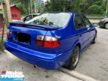 1999 HONDA CIVIC 1.6 (A) NEW PAINT NICE SPORT RIMS