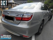 2017 TOYOTA CAMRY 2.5L HYBRID PREMIUM LUXURY FULL SPEC LOW MILEAGE ONE OWNER TIPTOP CONDITION LIKE NEW CAR