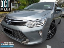 2017 TOYOTA CAMRY 2.5 HYBRID FACELIFT (A) FULL SERVICE RECORD TOYOTA NAVI PLAYER REVERSE CAMERA LOW MILLAEGE
