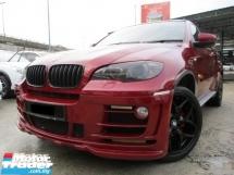 2009 BMW X6 4.4 xdrive50i (A) Hamann Bodykits