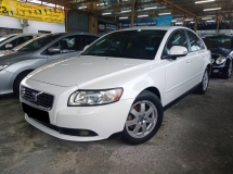 2010 VOLVO S40 2.0 FACELIFT (A) 1 OWNER CAR KING FULLOAN